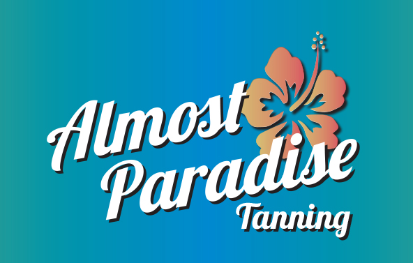 Almost Paradise Logo
