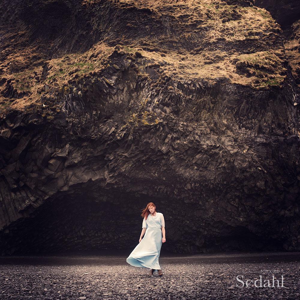 Island - Landskap og stillhet. Vakkert og mektig
