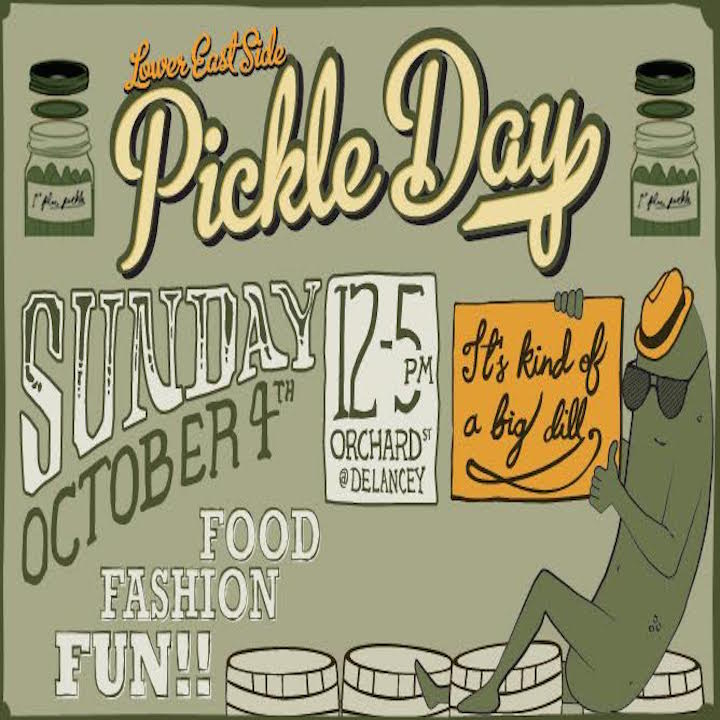 Cityami Pickle Day