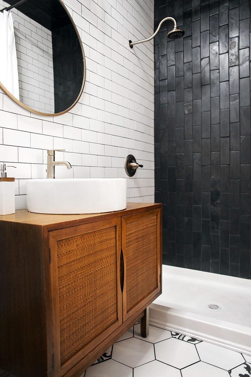 Closet-Bathroom Conversion - After