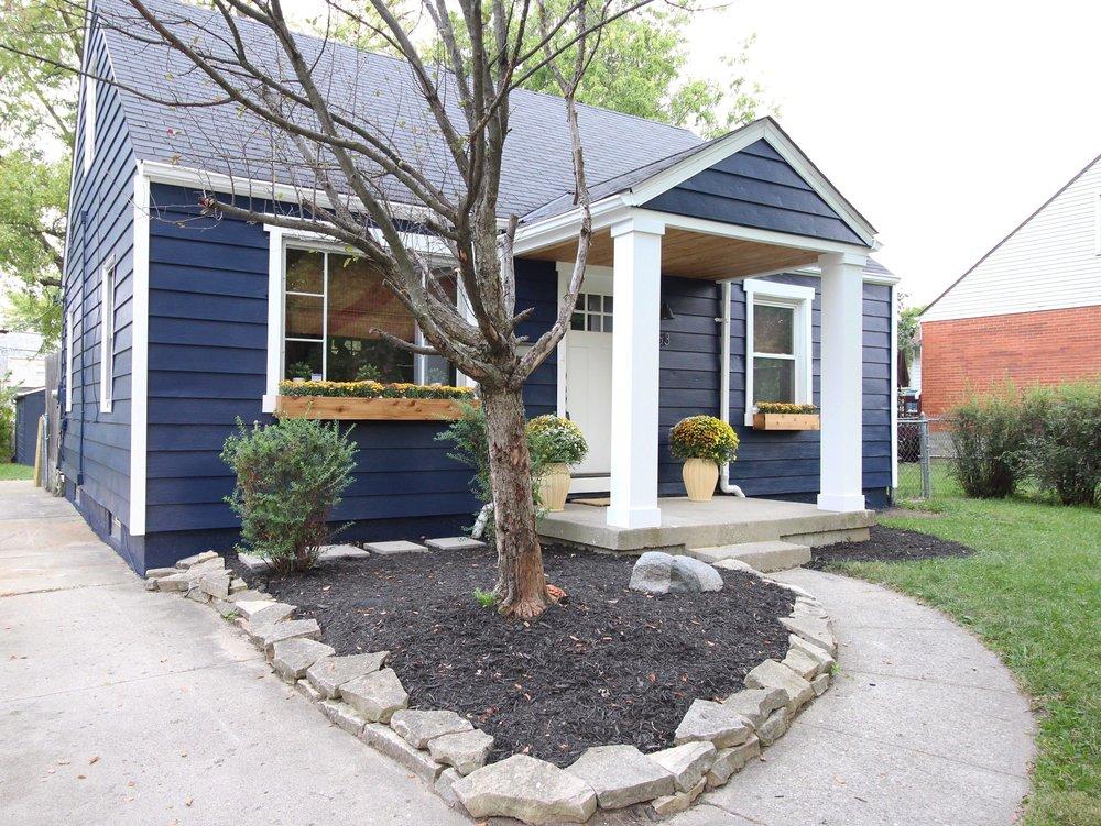Cottage Exterior - After