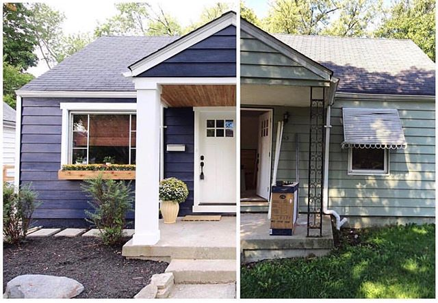 When you're casually pursuing Columbus real estate listings and see your flip house listed for $40k more than you sold it for 16 months ago... looking exactly the same... and under contract. Craziness!! #beforeandafter