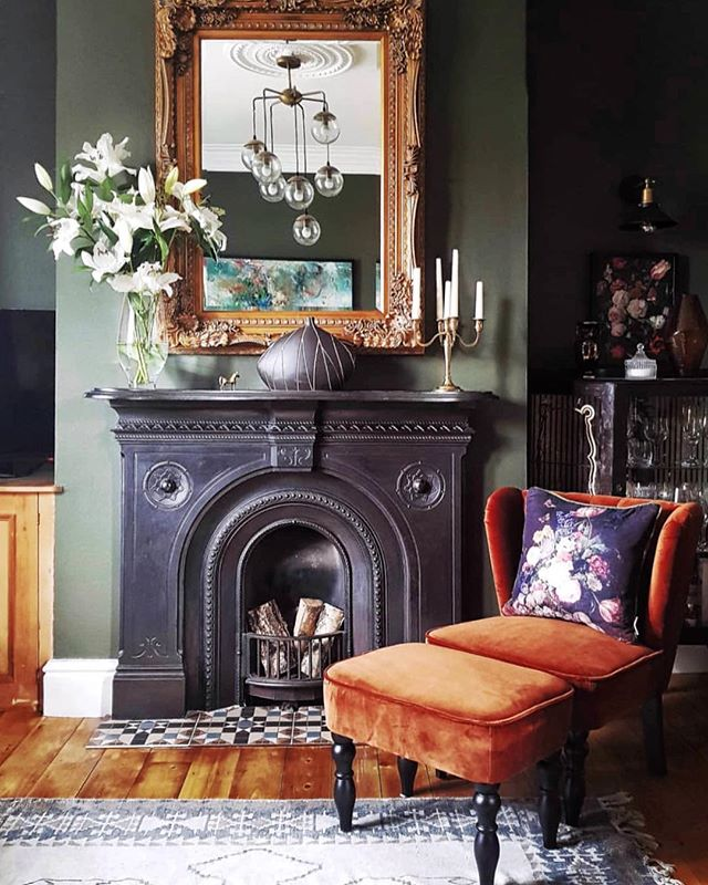 All of it. 😍 Stunning modern Victorian interior by @marks_and_rowe_interiors #inspo #modernvictorian