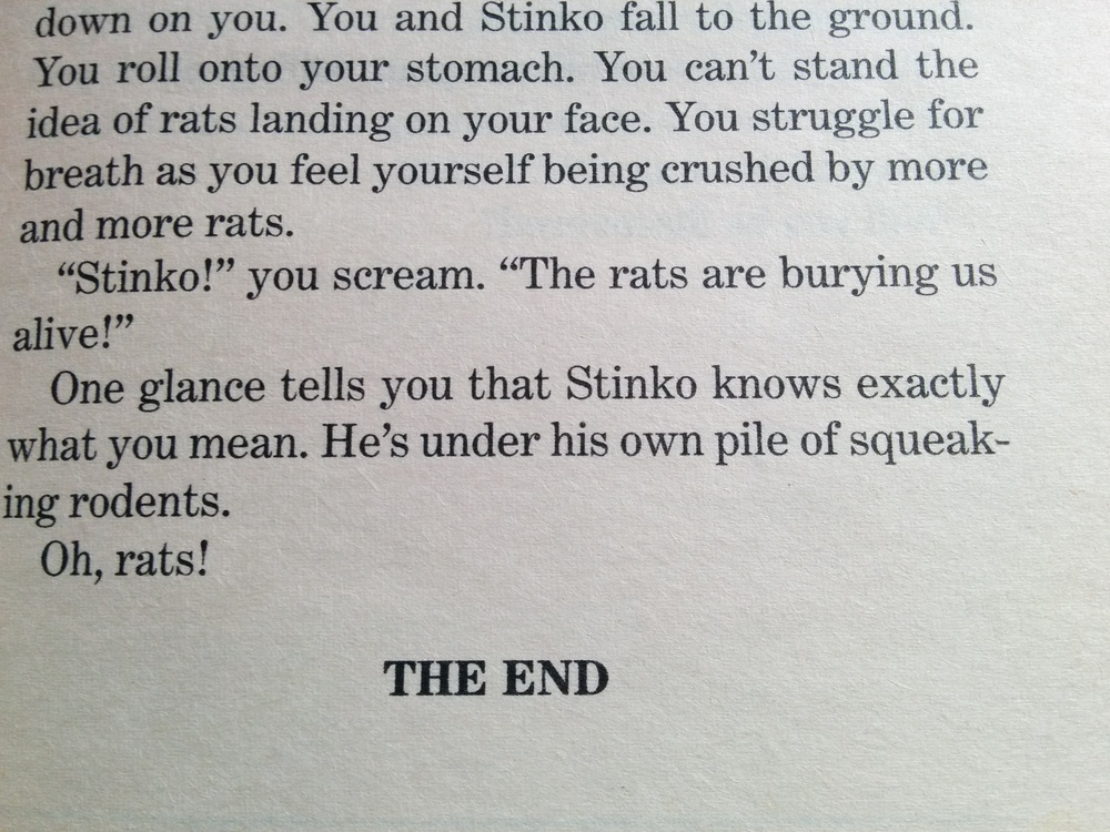 Stinko is 90's alt-slang for little brother. (from Beware of the Purple Peanut Butter)