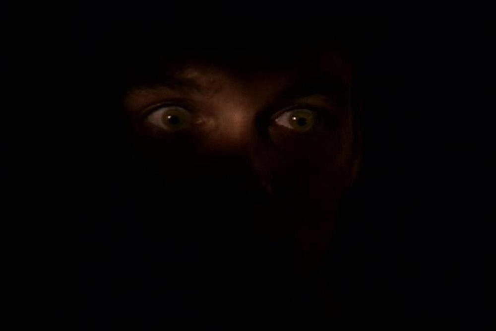 Dark he was and golden eyed eugene victor tooms and the x - Scary yellow eyes ...