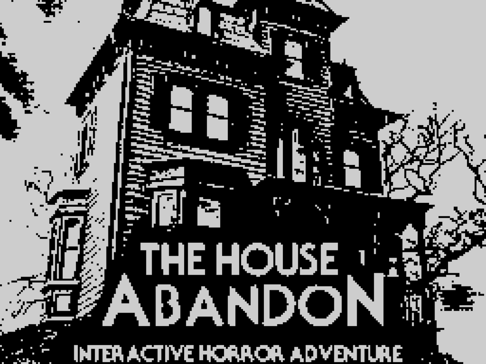 The House Abandon Everything Is Scary