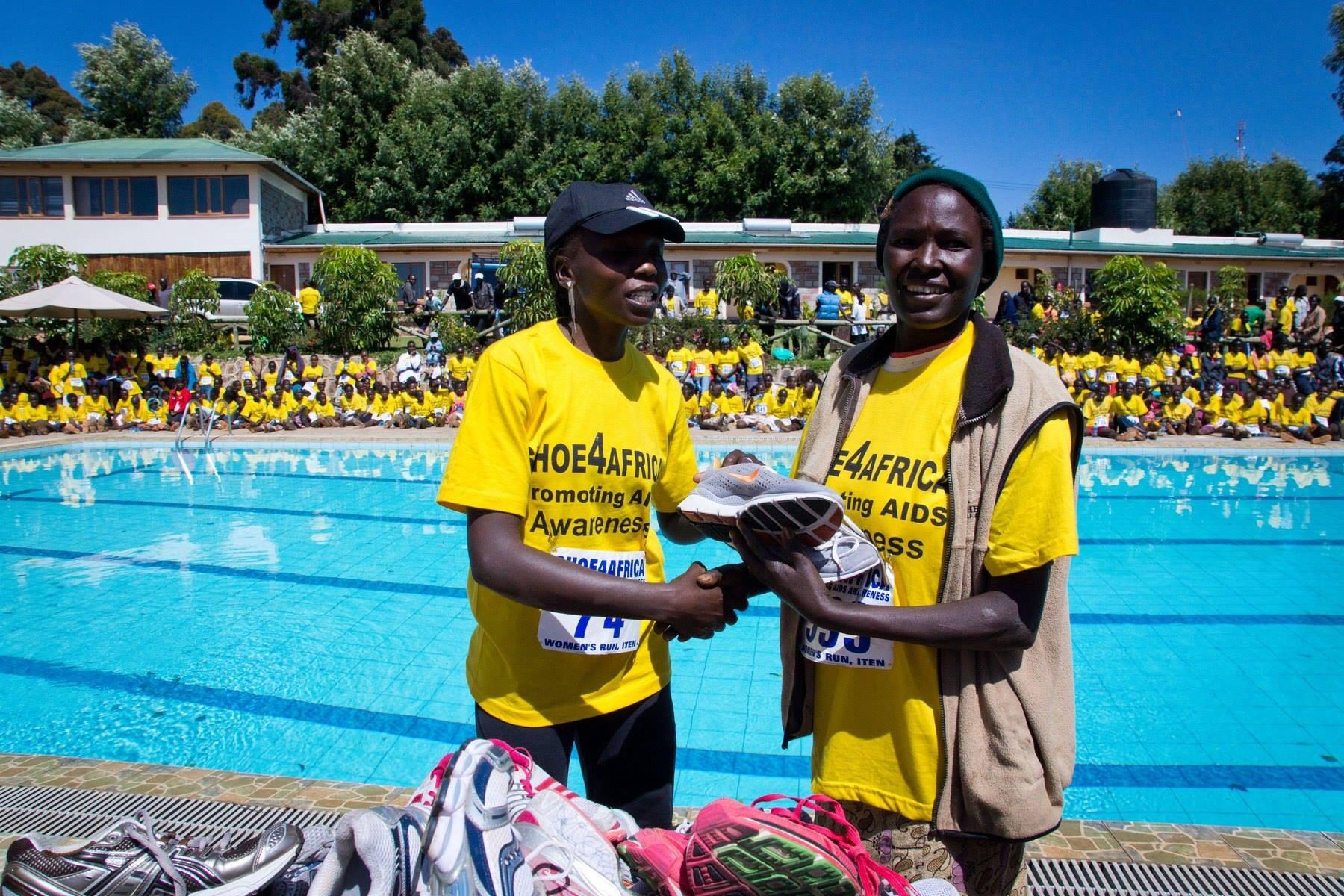 Shoe4Africa 5km Frauenlauf