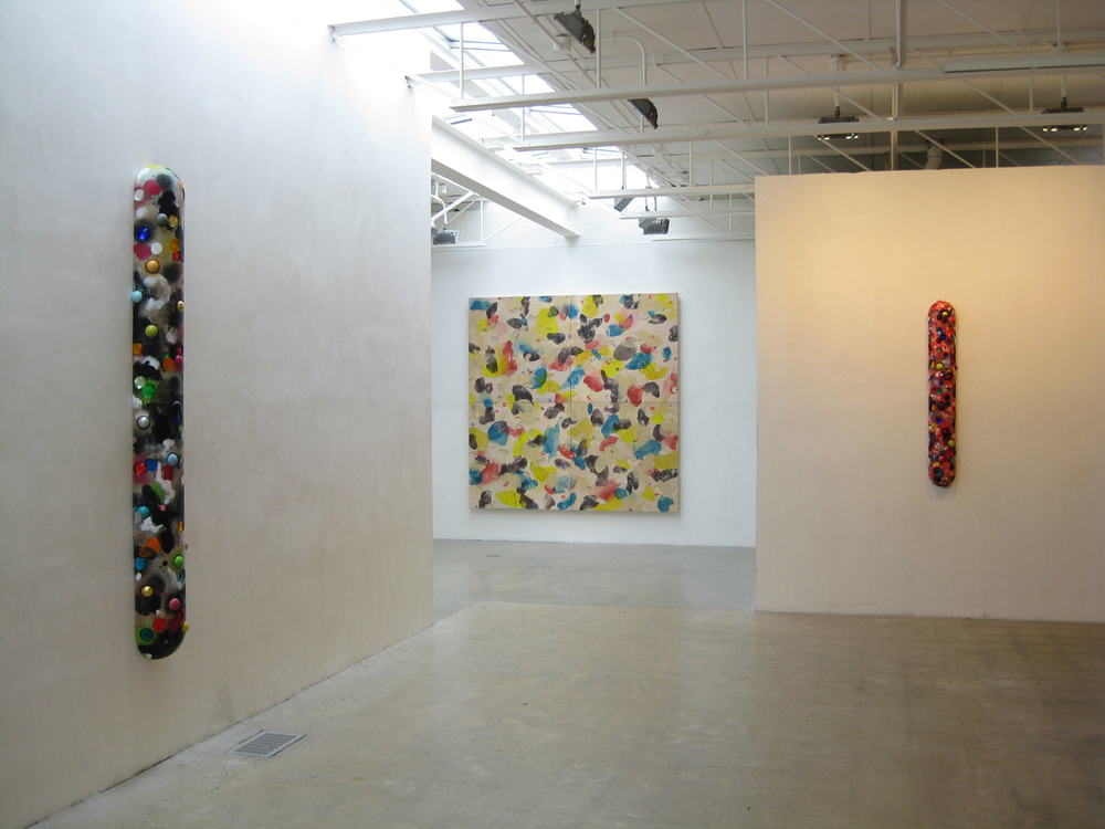 Installation- Susanne Hilberry Gallery, Detroit, MI