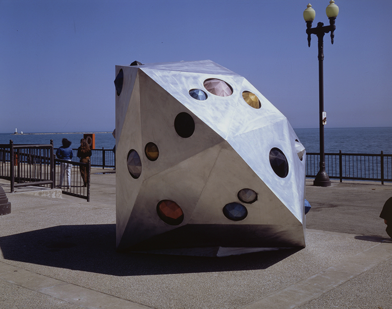 Giant Gem- Chicago Pier 1989