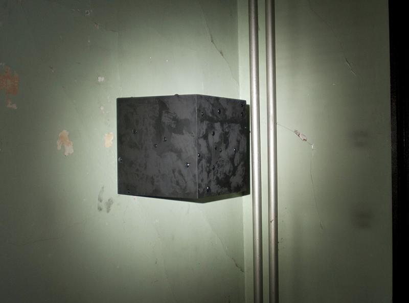 Dark Matter Cube 2010