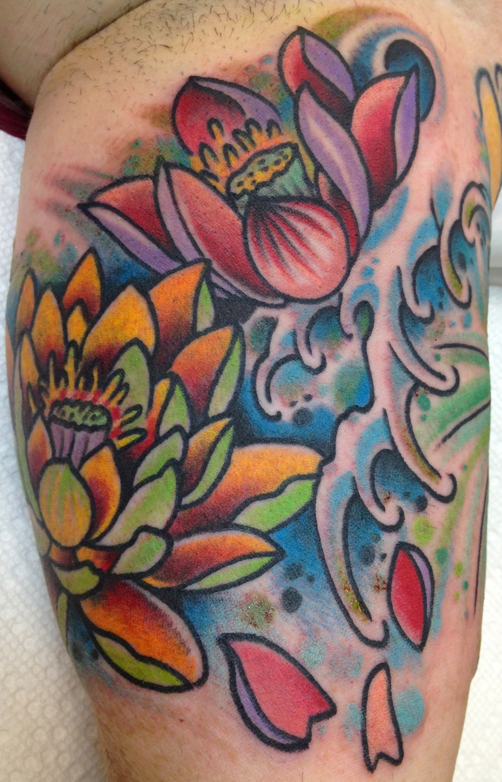 Jae portfolio electric lotus tattoo custom lotus tattoonbspelectric lotus tattoo fort greene brooklyn new izmirmasajfo