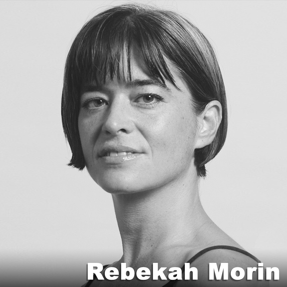 Rebekah Morin  (Original  Red Queen ) has been collaborating with Third Rail Projects since 2010, originating many roles, including the Red Queen in  Then She Fell . She was Assistant Director of Third Rail Projects'  Sweet & Lucky  (DCPA). Based in NYC since 1998, she has performed nationally and internationally with a great variety of artists, including JODP and The Equus Projects. Her choreography has been shown in multiple NYC venues and elsewhere, most recently at REDCAT, LA. Ms. Morin holds a BA in Dance from Connecticut College. She is a certified yoga teacher and Thai massage practitioner, and is trained in natural horsemanship.
