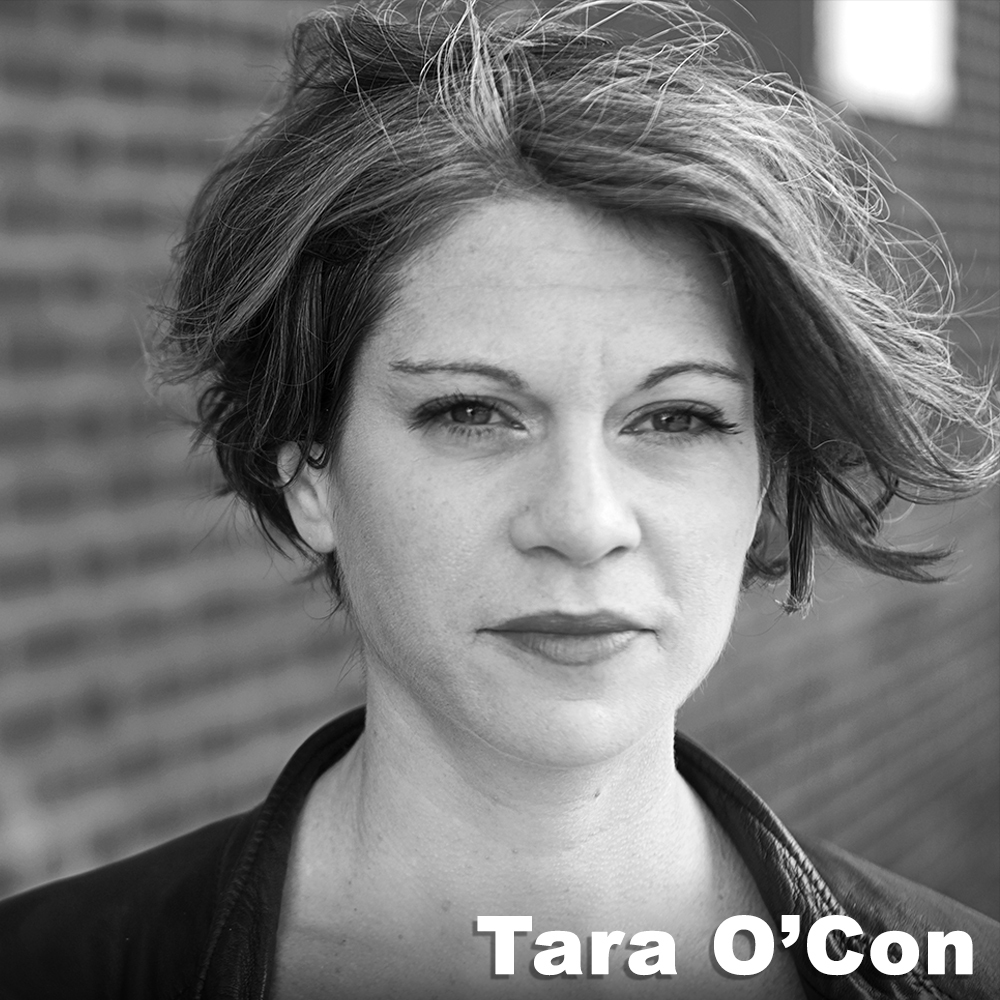 Tara O'Con  (Original  Alice ) Originally from Long Island, Tara graduated with honors from Roger Williams University in 2003, and has been making and performing work in NYC ever since. She has been a collaborative member of Third Rail Projects since 2006, and had the great pleasure of originating one of the Alice roles in  Then She Fell . Her own work has been commissioned and presented at Dance Theater Workshop (Fresh Tracks Residency 2007), The Chocolate Factory Theater (2008 and 2010), Danspace Project (2009), Lower Manhattan Cultural Council's River To River Festival (2012), and New York Live Arts (Studio Series 2013). She was a 2012-2013 Movement Research Artist-in-Residence. Tara is also a freelance user experience design strategist, making people's online web experiences less confusing and more personable.  taraoconexperiencedesign.com