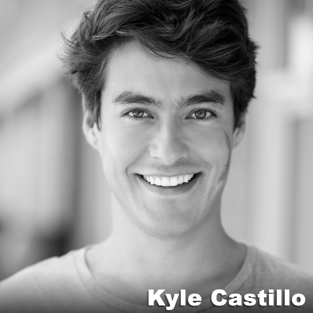 Kyle Castillo  (Performer) is a Brooklyn-based dancer, originally from California where he performed most recently with the LA Opera and Santa Barbara Dance Theatre. He has had the opportunity to perform works by Jose Limón, Christopher Pilafian, Nancy Colahan, and Eric Sean Fogel throughout Southern California since 2011.