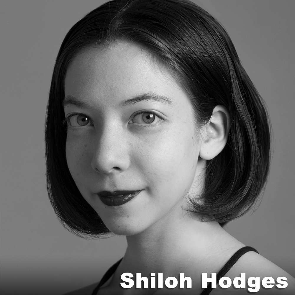 Shiloh Hodges  (Performer) is a Brooklyn-based performer. She grew up studying ballet at Florida Dance Theatre and holds a BFA in Dance from Florida State University. She has had the privilege of working with artists including Lauren Slone, Sidra Bell, Monstah Black, and André Zachery/Renegade Performance Group, and has an ongoing collaboration with Shantelle Courvoisier Jackson in performance practice. Shiloh's work is informed by poetry, zines, tarot, ecology, tea, and feminist and queer world-making.