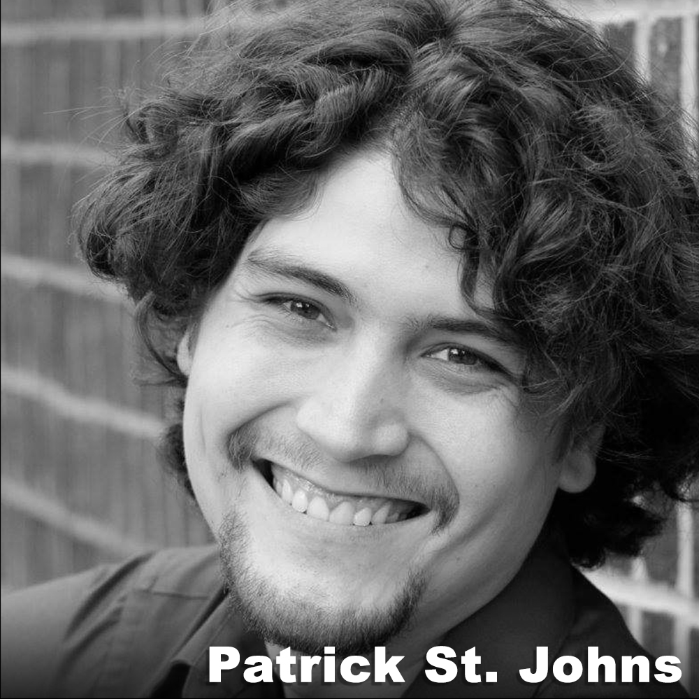 Patrick St. John  (Production Assistant) Los Angeles native who studied Stage Management in Santa Rosa, CA. Nominated for the Stage Management BATCC Award and since has moved to NY, Managed at FringeNYC and Gateway Playhouse and Interned with Punchdrunk.