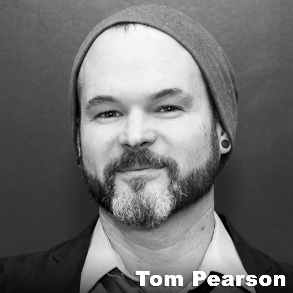 Tom Pearson  (Co-Founder & Co-Artistic Director, Third Rail Projects /Original  White Rabbit ) is the Director of the Global Performance Studio and co-creator of the immersive theater hits  Then She Fell  and  The Grand Paradise . He is the recipient of two New York Dance and Performance (BESSIE) awards, a Ford Foundation and National Museum of the American Indian's IllumiNation award for his work in native theater, The Kingsbury and Cody Harris Allen writing awards, and others. Tom holds an MA in Performance Studies from New York University and was recently named as one of the 100 most influential people in Brooklyn culture by  Brooklyn Magazine . He is interested in mythos and magic, archetypes and depth psychology, as well as ceremonial and ritual experience. His work draws from these as well as his Tsalagi (Eastern Band Cherokee) heritage and its focus on right relationship and story as medicine. His international work cultivate shared practices, dialogue, and community building within a framework of cultural listening and collaboration.
