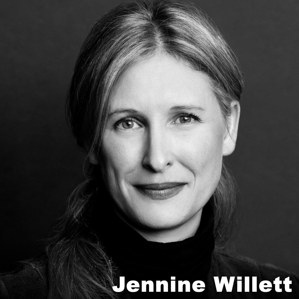 Jennine Willett  (Third Rail Projects' Co-Artistic Director / Original  White Queen ) is a Bessie Award-winning choreographer, director, performer, visual artist and Co-Artistic Director of Third Rail Projects. She has performed, choreographed, and taught nationally and internationally since 1997, working in eastern Europe for several years prior to moving to New York and co-founding Third Rail Projects. She spearheads the company's educational offerings, both in-house and in partnership with colleges, universities, and various arts organizations. Jennine holds a Master of Fine Arts Degree from Florida State University.