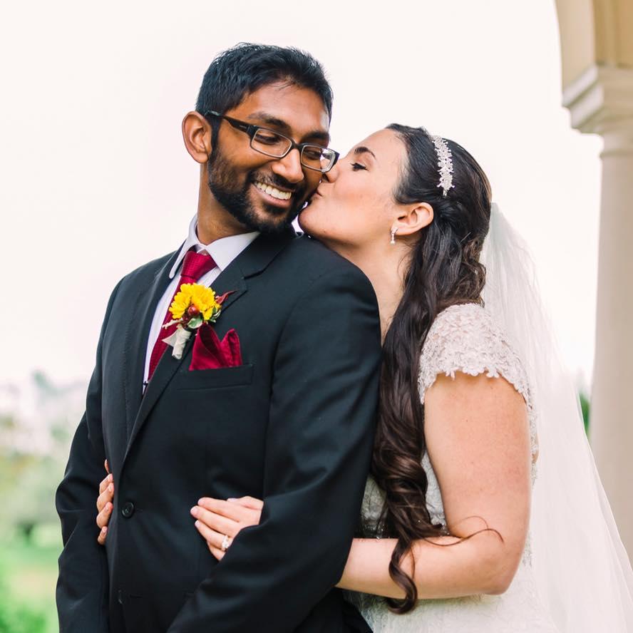 Akhil & Renee