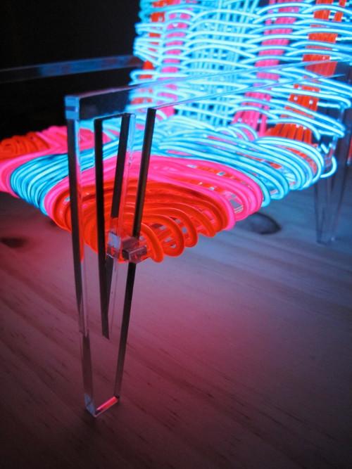 The Nightlife Chair — Clementine Gilbert Design