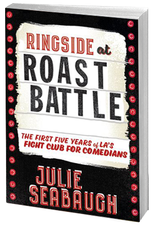 Ringside at Roast Battle