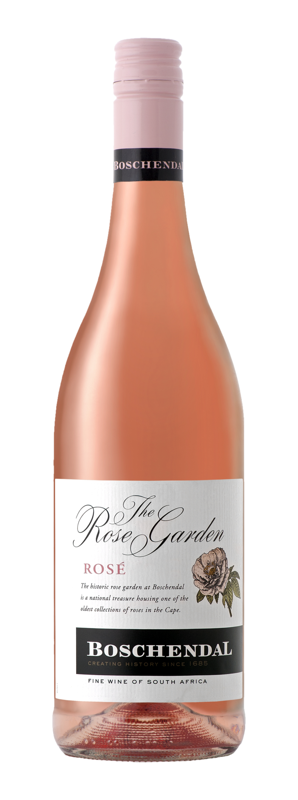 Bottle shot Boschendal The Rose Garden 2016.png