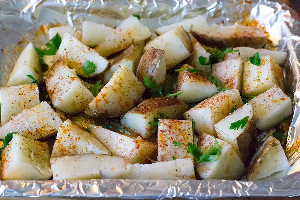 Paprika Potatoes