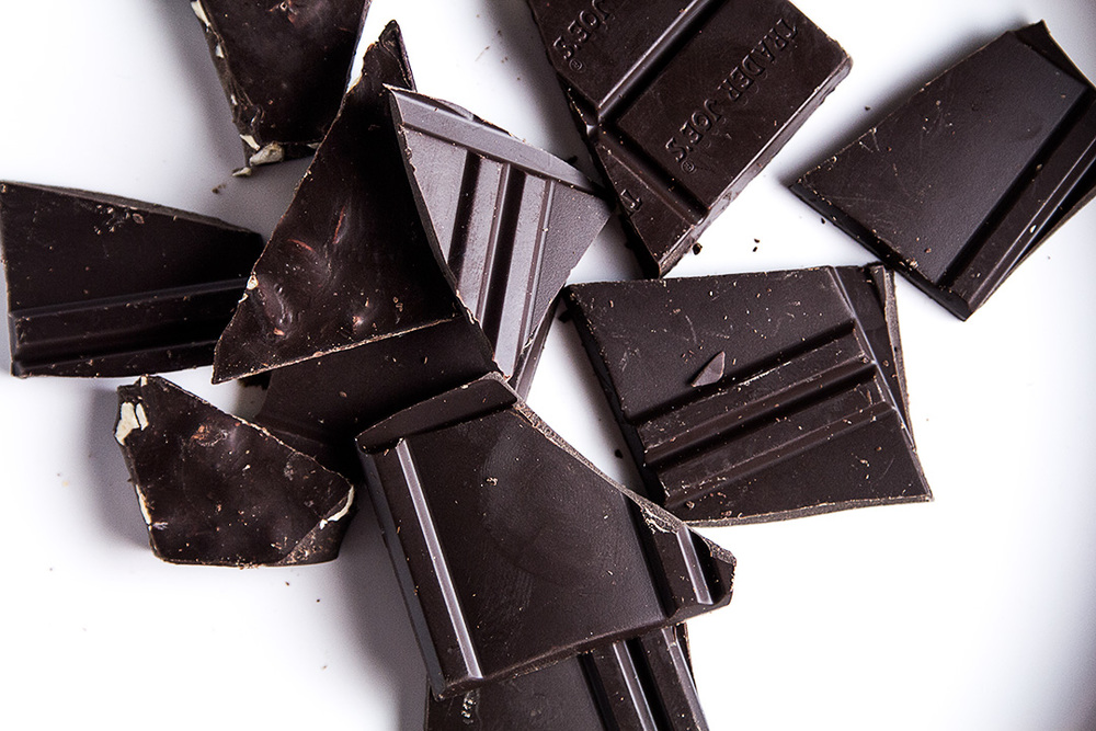 Assorted Dark Chocolate bars