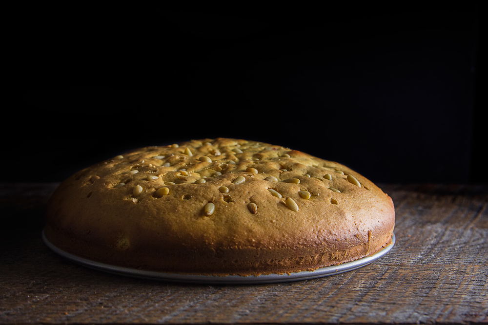 Satsuma Orange Torta