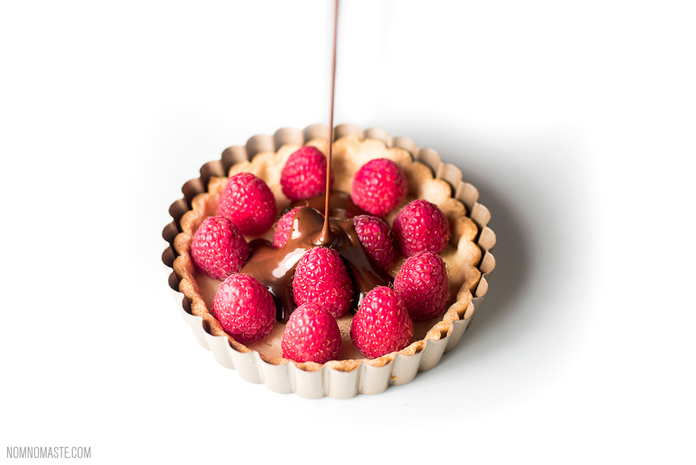Raspberry_Coffee_Dark_Chocolate_Tart_1