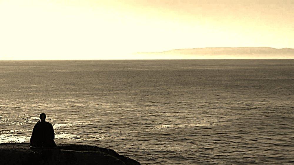 Sitting Ocean
