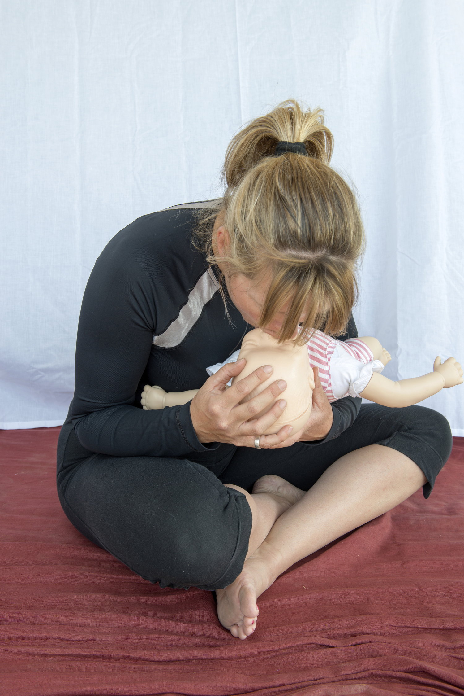 Get Ready Babyinfant Cpr