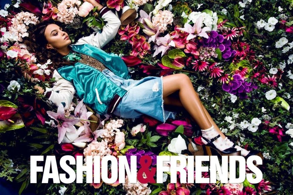 Fashion&Friends, spring 2016.