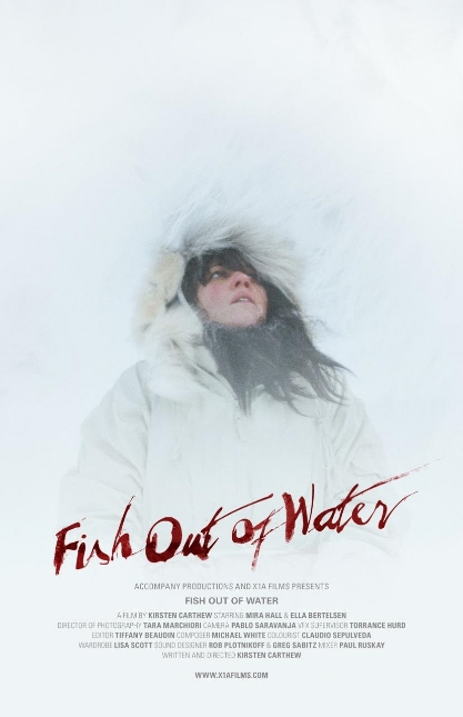 Poster image for Fish Out Of Water