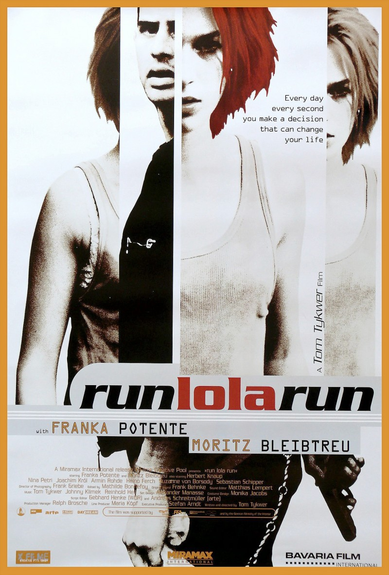 RUN LOLA RUN, October 4, 6:30 PM -  RSVP