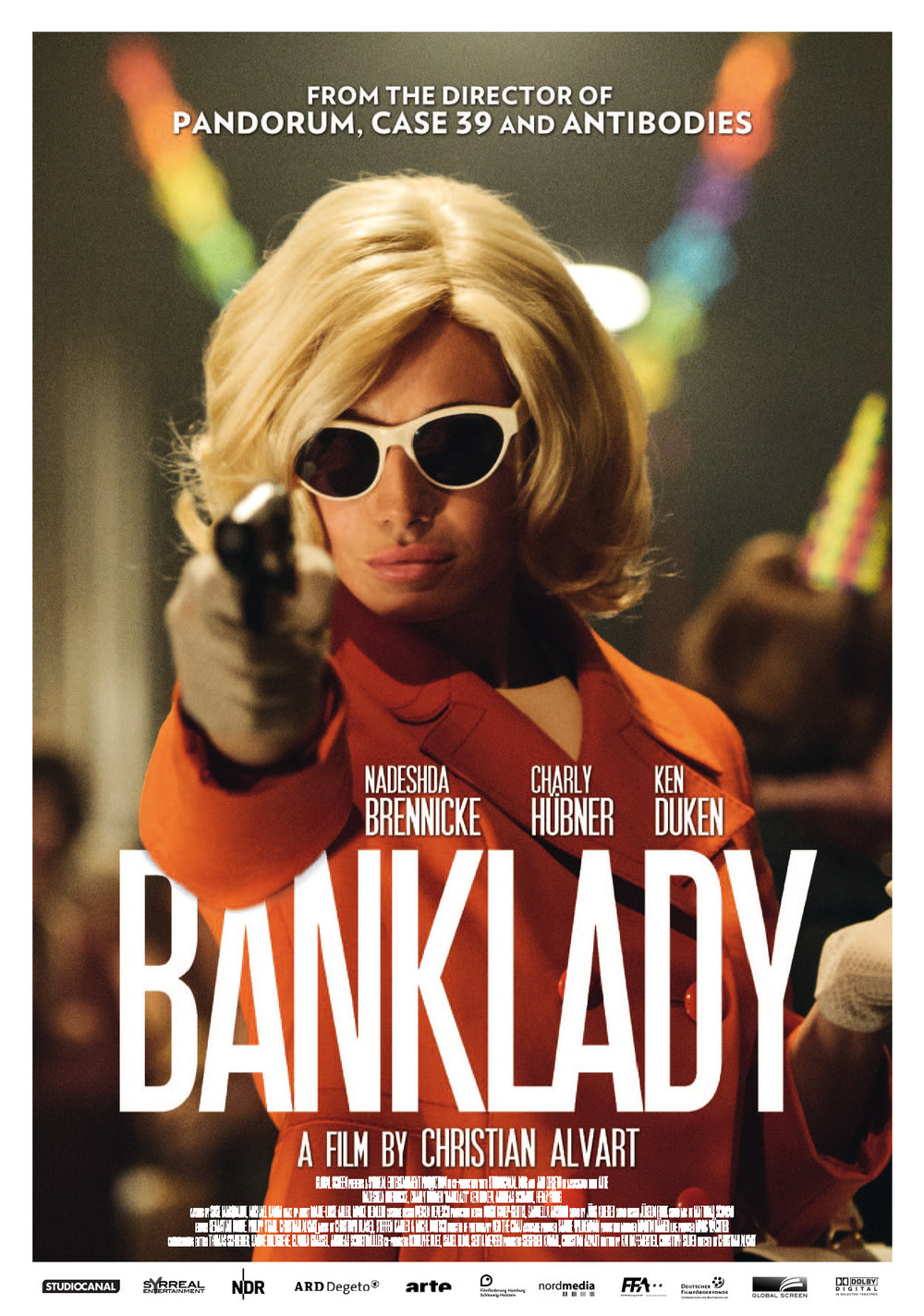 BANKLADY, October 6, 6:30 PM - RSVP