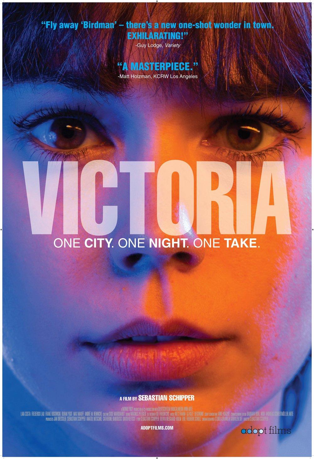 VICTORIA,October 13,6:30 PM - RSVP