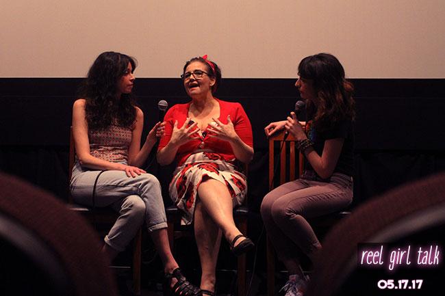 Chloe Sosa-Sims, Shelley Marshall, Tina Hassannia