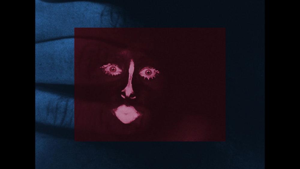 Still from Barbara Rubin's short film.