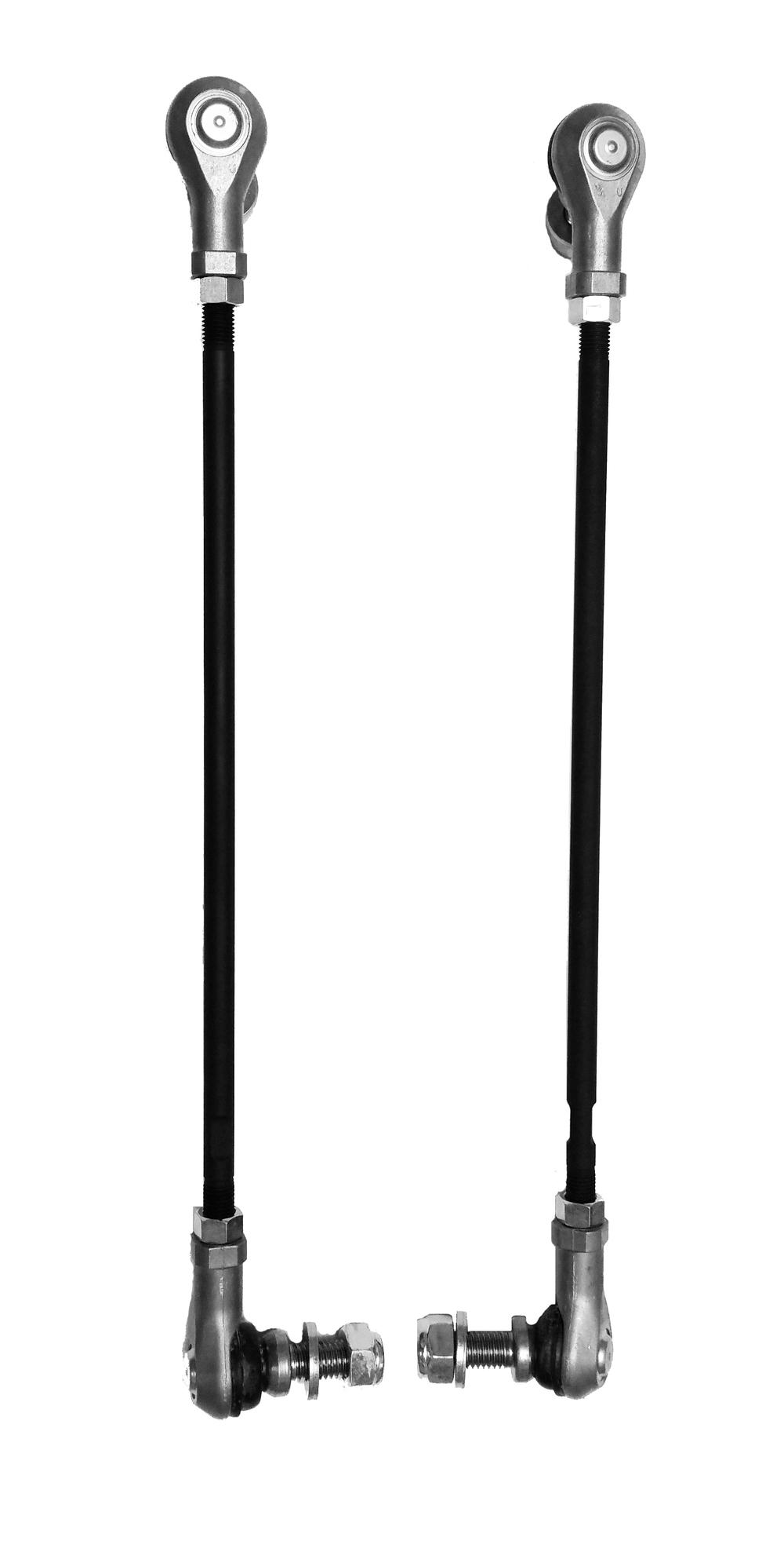 JPSS Camaro OEM Quiet  High Efficiency Adjustable Endlinks with 12mm Ball Studs