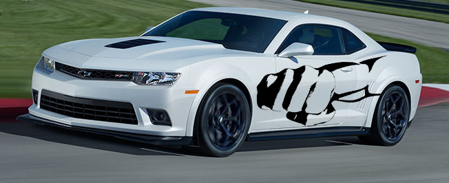 They say money can't buy happiness. Obviously they have never driven a JPSS equipped Camaro.