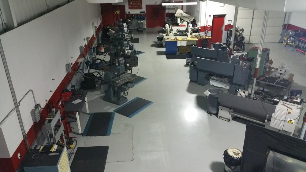 Machine Shop Part I