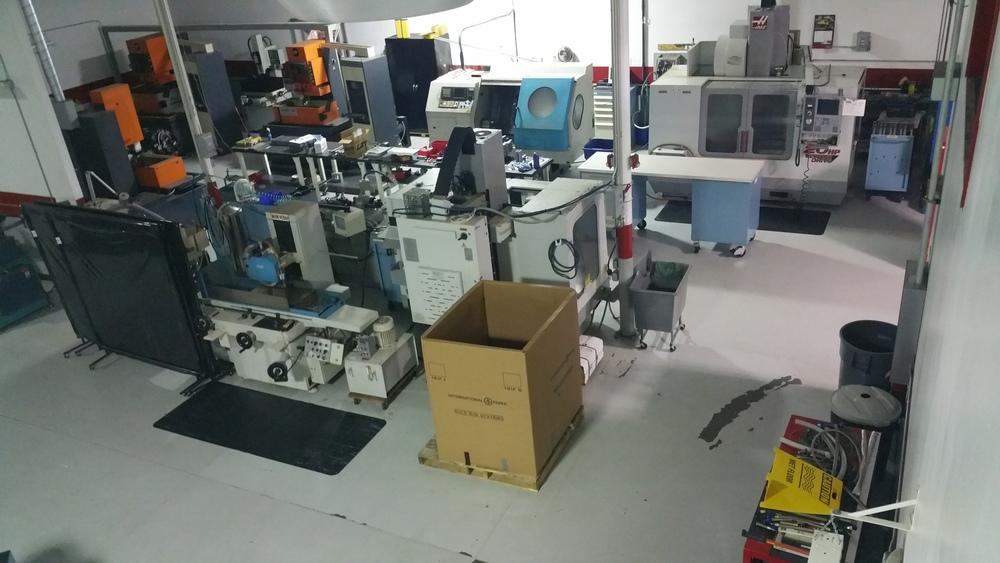 Machine Shop Part II