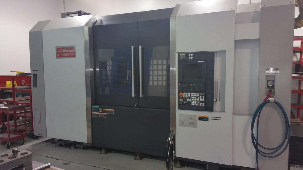 Machine Shop Part III