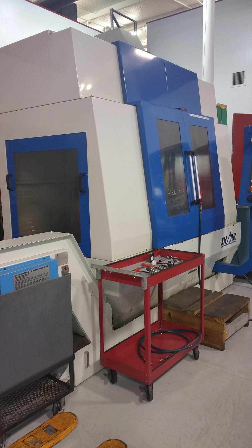 Machine Shop Part IV