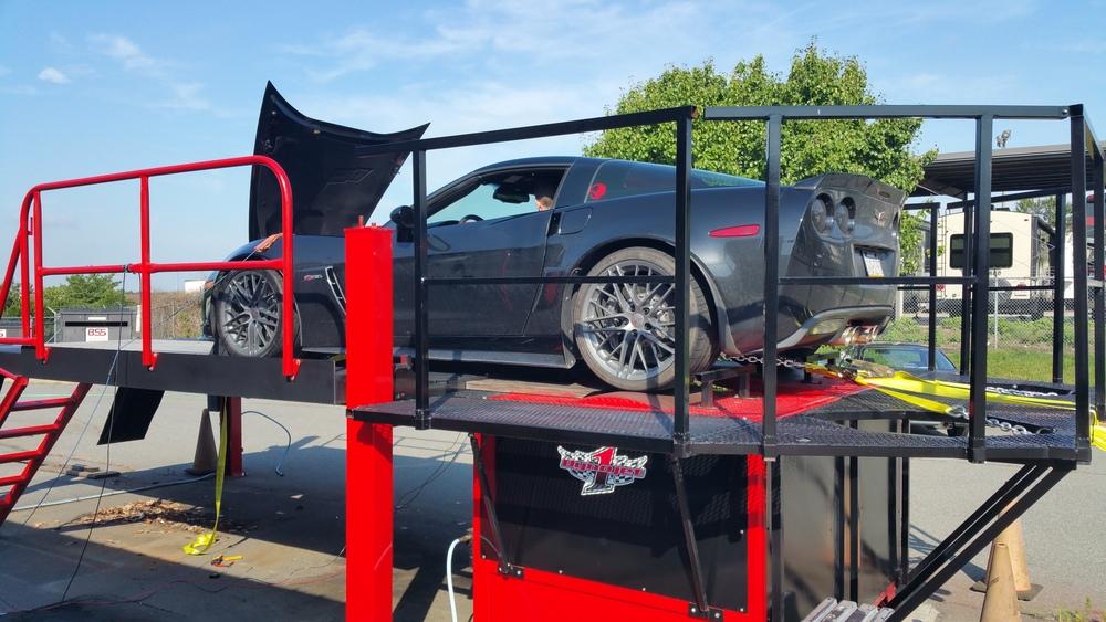 NASCAR Chassis Dyno