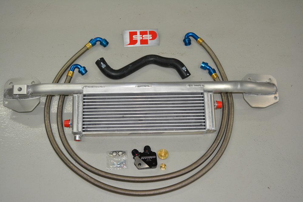 JPSS Camaro Oil Cooler Kit 1