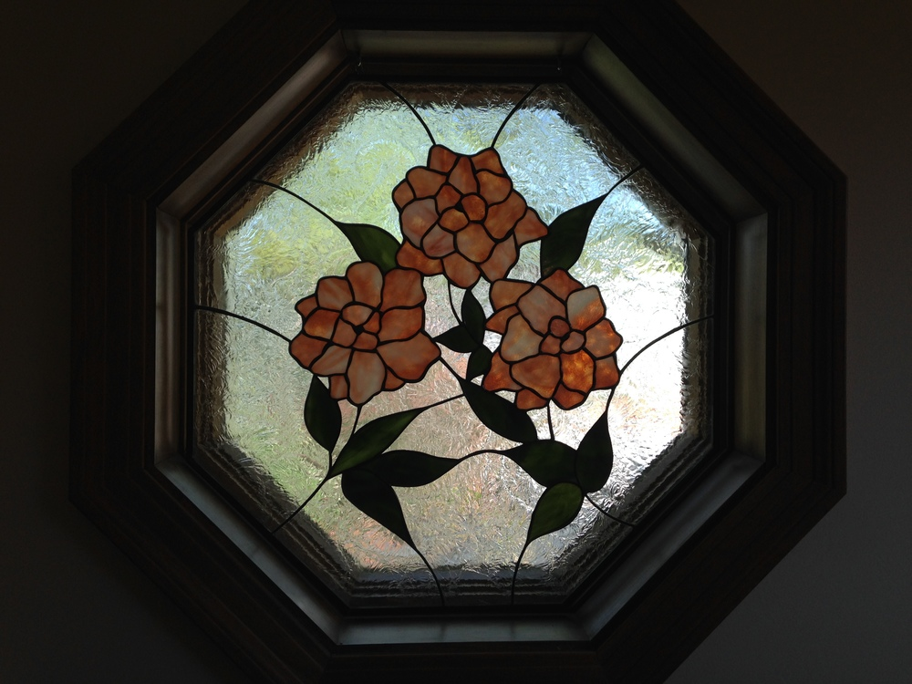 Floral Octagon