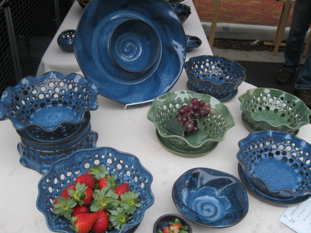Jay Odor of Jay's Clay Berry Bowls at 2nd Sundays Oct 12 2014.jpg