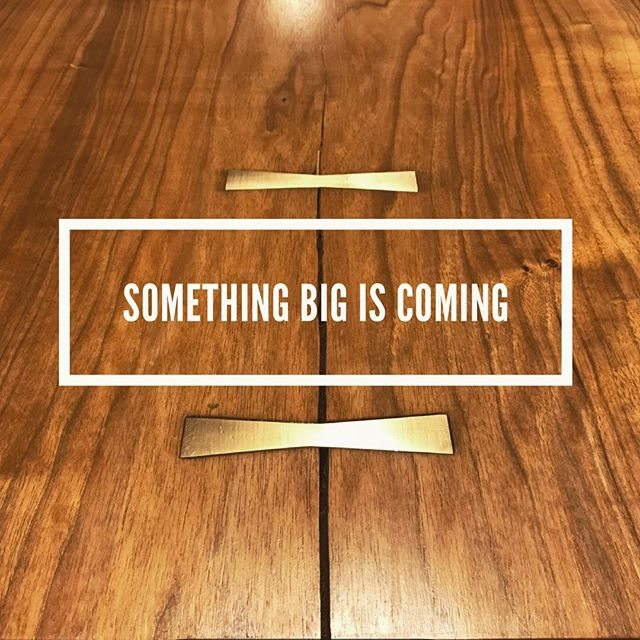 It's been quiet over here for a few reasons, one of which will be revealed THIS WEEK! Stay tuned to find out what we've been working on. . . . #timberandmain #customfurniture #furnituredesign #furniture #custommade #madeinsacramento #madeincalifornia #madeinUSA #woodworking #woodworker #reclaimedwood #handcrafted #maker #dowoodworking #all_the_good_wood #makersmovement #thatsdarling #woodshop #foodstyling #spooncarving #PeoplesCreative #CreateExplore #bestIGwoodworking #woodworkforall #theartofslowliving #shoplocal #seekthesimplicity #homedecor #shopsmall